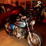 1972 Honda Dream CB500 Freakin Four